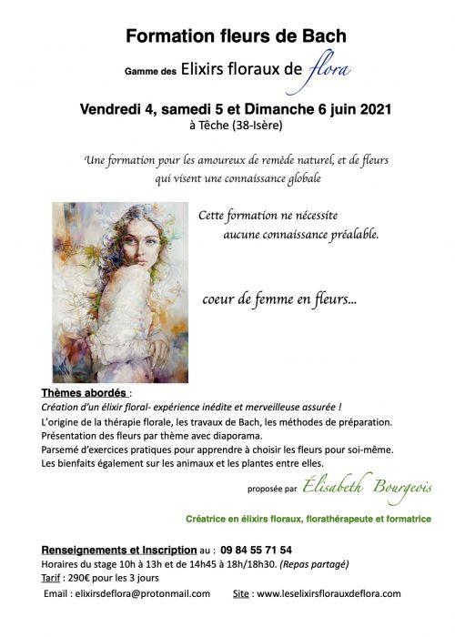 Formation-Stage en Isère -3 jours Juin 2021